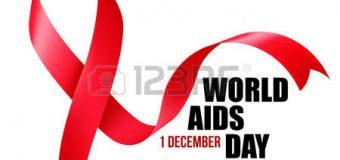 1 декабря- Всемирный день борьбы со СПИДом