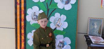 Выставка-акция детской библиотеки «День Победы в моей семье».