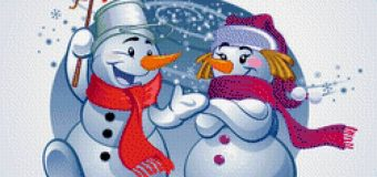 Акция-сюрприз «Парад снеговиков».