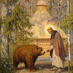 Час духовности «Нравственные уроки Сергия Радонежского».
