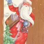Почтовая сумка Деда Мороза.