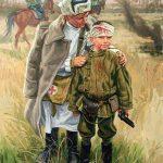 Дети на войне.