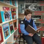 Матвей Жуков учащийся 4 «А» класса СОШ № 3 читает рассказ Патова Николая Ивановича «Воробьиное озеро»