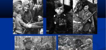 «Бессмертный батальон детей — героев. Пионеры и школьники Брянщины в годы Великой Отечественной войны» Ронина Аня 8 «Б» класс СОШ № 1